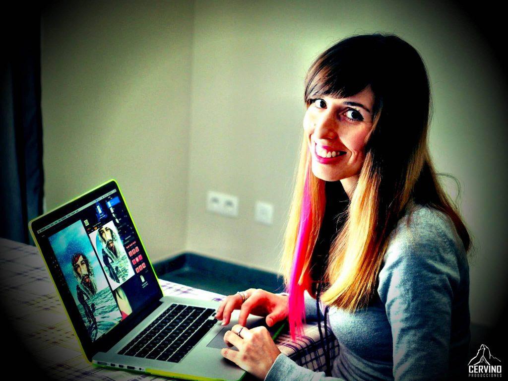 Nuria Ramos: Técnico en imagen y diseño de carteleria. Nos sorprendió con el cartel de nuestra anterior película documental, a pesar de no tener las imágenes mejores es capaz de transformar nuestras ideas en carteles de alta calidad y siempre a contrarreloj. Qué nos estará creando para Morir por la cima?